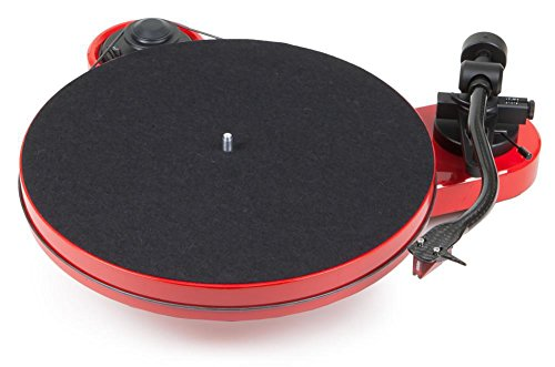 Pro-Ject RPM 1 Carbon Manual Turntable (Red)