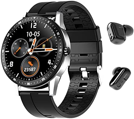 Top 10 Best smart watch with earbuds Reviews