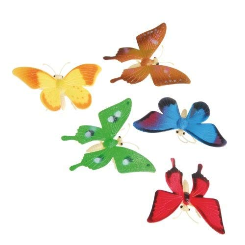 Fantastic Prices! DollarItemDirect Butterflies 8-Pc, Sold by 18 Packs