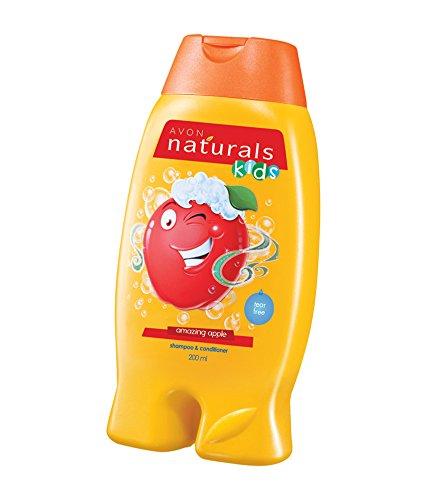 Avon Naturals Kids Amazing Apple 2 in 1 Shampoo & Conditioner
