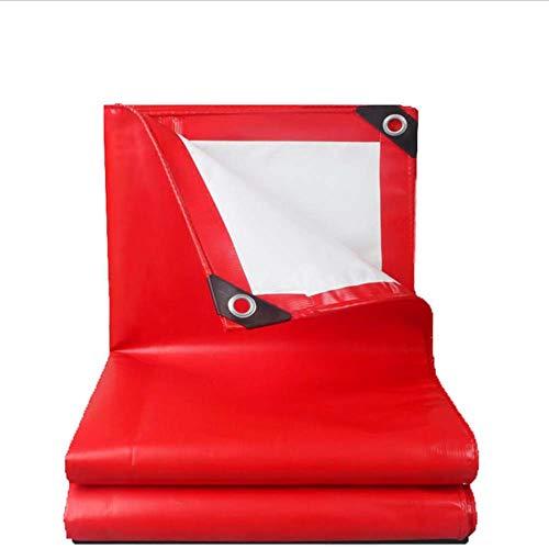 Teloni Gazebo UV-Proof A Prova di Vento Panno Raschiante in PVC per Esterni con Isolamento Termico per Piscine A Palcoscenico ZHML