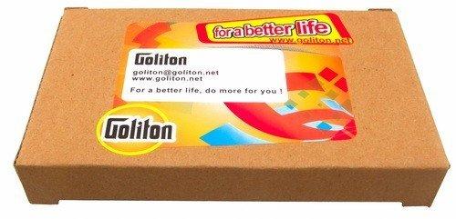 GolitonBackdoor and floaty sponge for GoPro Hero 3+ - Red