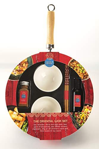 The Oriental Wok Set