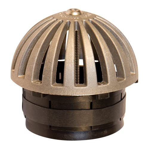 Guardian Drain Lock Dome-D-Lock Commercial Floor Sink Locking Dome Strainer For Restaurants, Hotels, Kitchens, Managers To Prevent Clogs and Pipe Damage 3 Inch