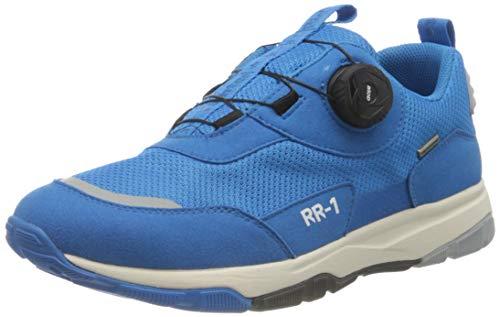 Richter Kinderschuhe RR-1 Straßen-Laufschuh, Cobalt/Light Grey, 36 EU