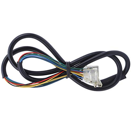 MAGT Cable de Motor de Scooter Universal, Accesorio de Cable de Motor de Alta sensibilidad Compatible con Scooter eléctrico Xiaomi M365/Pro