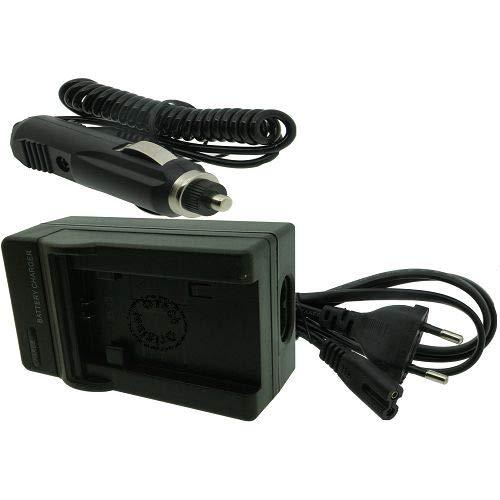 Otech CaricaBatteria Compatibile per Canon LEGRIA HF R68