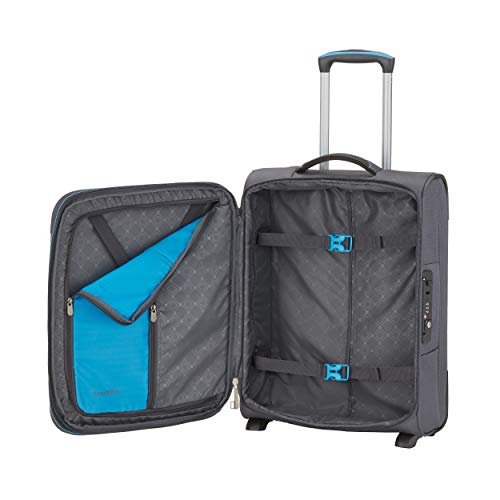 Travelite Koffer & Trolleys, 54 cm, 42 liters, Anthrazit