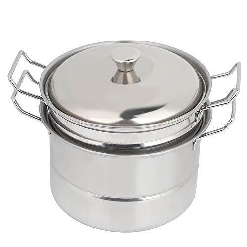 Dampfgartopf so tun, als würde Man einen Dampfgarer als Geschenk für Babys Kochen