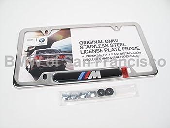 BMW 82-12-0-010-405 License Plate Frame 1 Pack