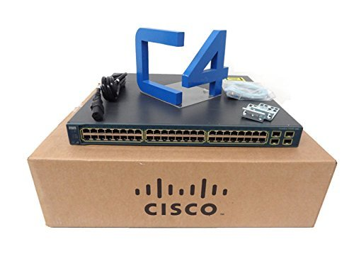 Cisco WS-C3560G-48TS-S Catalyst 3560 Gigabit Ethernet Switch