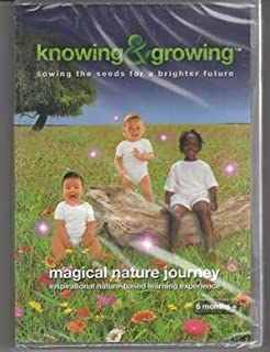 Knowing and Growing (Sowing the Seeds for a Brighter Future)/Magical Nature Journey/Inspirational Nature-based Learning Experience (6 Months) [並行輸入品]