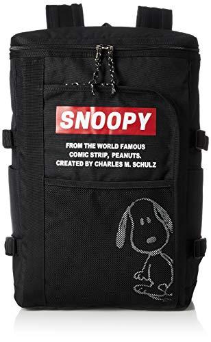[スヌーピー] スヌーピー SNOOPY BOX RUCK ボックスリュック SPZ-1066 SPZ-1066b ブラック(SPZ-1066) One Size