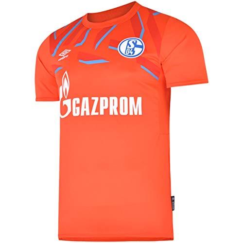 UMBRO Sport Kinder FC Schalke 04 Torwarttrikot Home Kids 90549U 757270