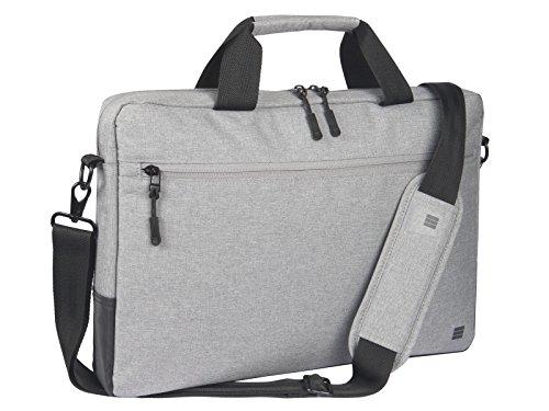 'Finocam Urban Slim Profi-Koffer für Notebook bis 15,6, grau