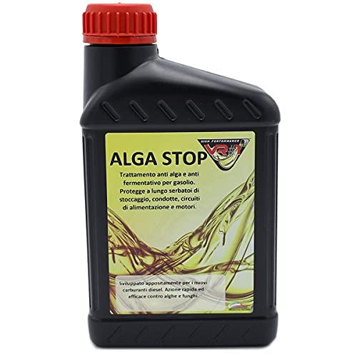 Additivo diesel algastop per serbatoio - Antialghe per gasolio - 1 Litro