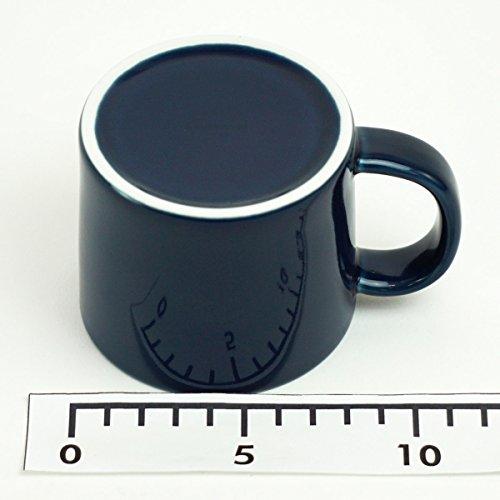 西海陶器 波佐見焼 「 コモン 」 マグカップ ネイビー 13879