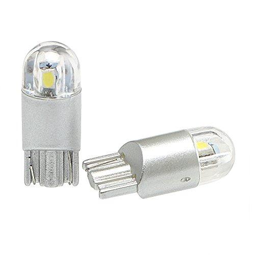 Itimo 1 paire Auto Dome Lampe de lecture T10 W5 W 3030 Clearance lumière 168 194 Trunk lampe LED de voiture lumière de plaque d'immatriculation universel Car-styling