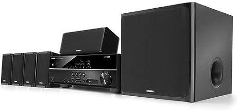 Yamaha 5.1 Channel 600-Watt Bluetooth 3D Home Theater System