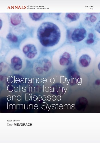 Clearance of Dying Cells in a Healthy and Diseased Immune System (Annals of the New York Academy of Sciences, Band 1209)