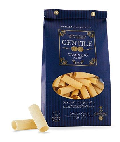Pastificio Gentile - Pasta di Gragnano Candele Corte 500g