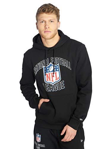 New Era Herren Hoodies NFL Gen Wordmark schwarz XL