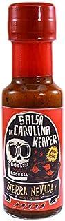 Carolina Reaper Chilisosse / Inhalt 100 ml / Schärfegrad: 10 von 10 / Kleine Manufaktur au Spanien