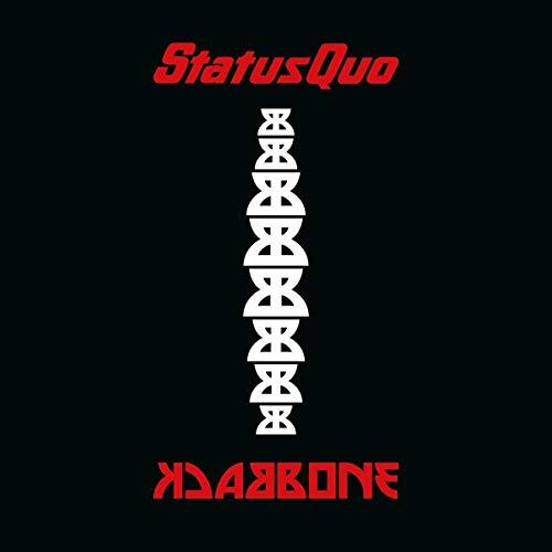 Status Quo - Backbone (Jewelcase Edition)