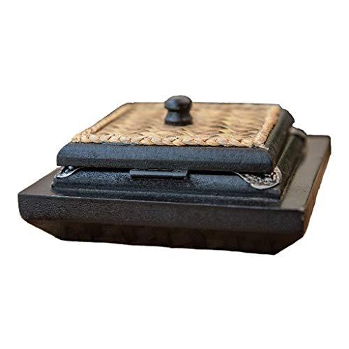 Cenicero de escritorio moderno Cenicero con tapa Salón Dormitorio escritorio principal de...