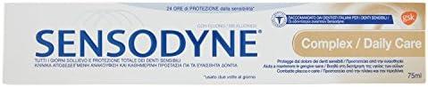 Sensodyne Dentifricio con Fluoro, 75ml