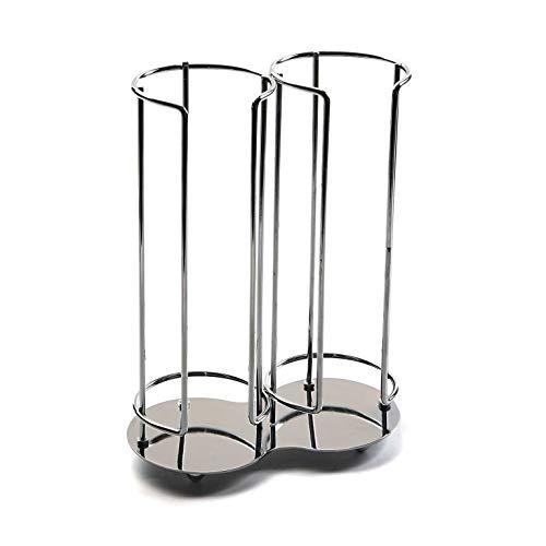 takestop® Soporte para cápsulas de monodosis de metal para 28 cápsulas de café, 13 x 95 x 24 cm, para cafetera y dispensador organizador