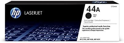 HP 44A CF244A, Negro, Cartucho Tóner Original, de 1.000 páginas, para impresoras HP LaserJet Pro M15a, M15w, MFP M28a y...