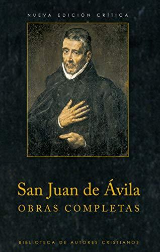 Obras completas de San Juan de Ávila, I-IV (BAC Maior)