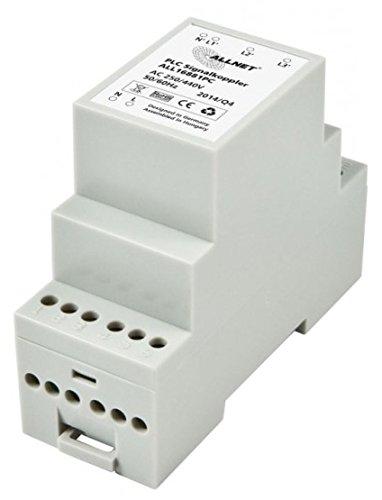 ALLNET ALL16881PC Weiß Elektrischer Anschlussblock - Elektrische Terminalblöcke (250 V, 60 Hz)