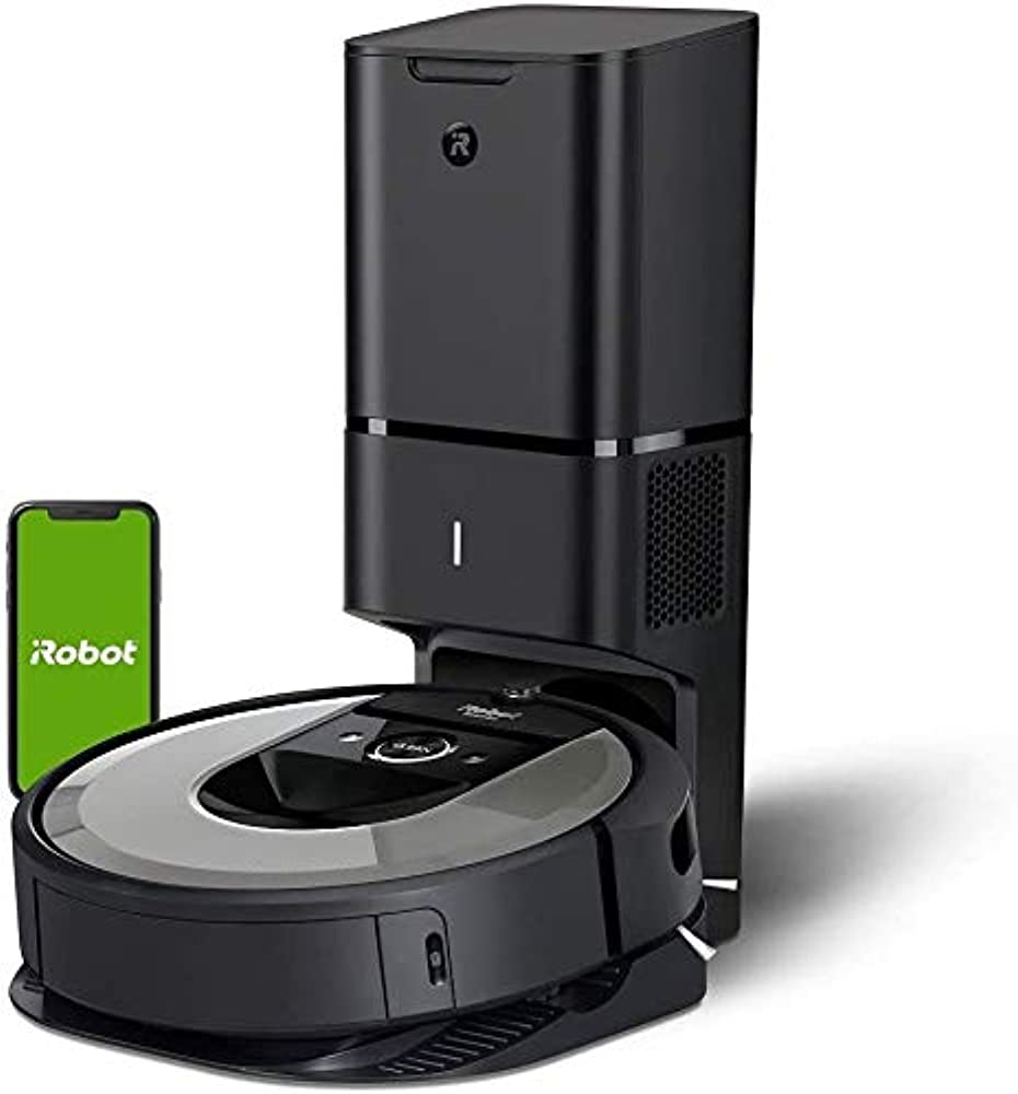 Irobot roomba i7+ robot aspirapolvere wifi I755640