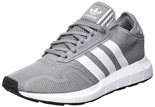 adidas Swift Run X, Scarpe da Ginnastica Uomo, Grey Three/Ftwr White/Core Black, 40 2/3 EU