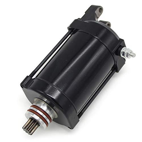 ZMMWDE Arranque del Motor de Arranque eléctrico,para vehículos utilitarios Can-Am Maverick UTV...