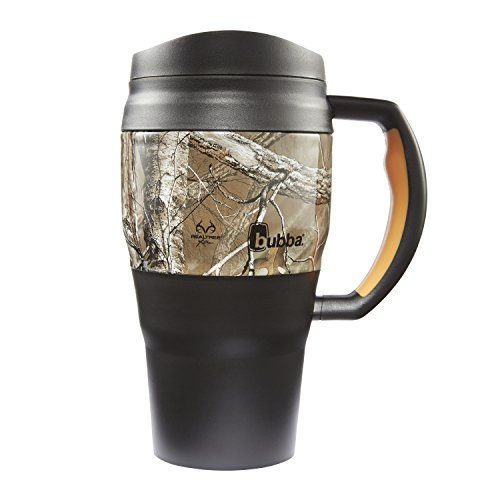 Bubba Classic Insulated Travel Mug with Handle, 20 oz., RealTree Black