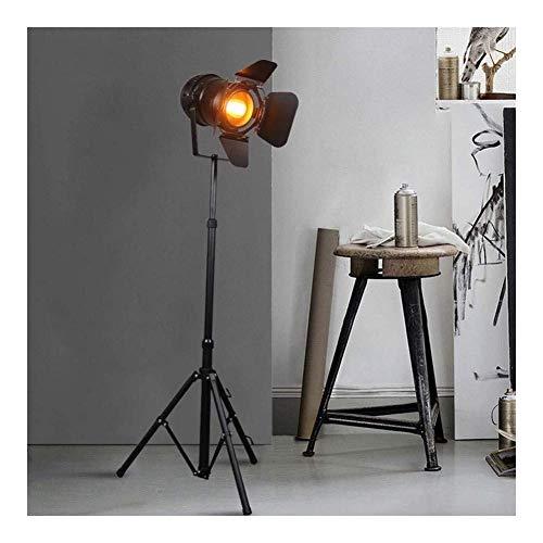 Lampe - Stehlampe Stativ Stehlampe, Industrielampen, Lampen Fuß Größe / Lichtkörper Höhe eingestellt Willkürlich werden, um die Lampen-Körper drehen kann, LED Wohnzimmer Schlafzimmer Stativ Stehlampe