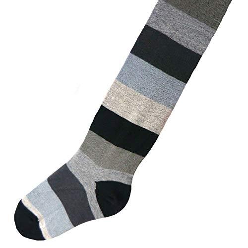 Kinderstrumpfhose Strumpfhosen Blockringel, Farben alle:bunt, Größe:134/146