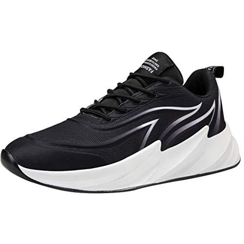 Bluestercool Chaussures de Sport Homme Femme Running Basket Gym Fitness Sneakers Confortable Outdoor Multisports Respirante Tennis Chaussure