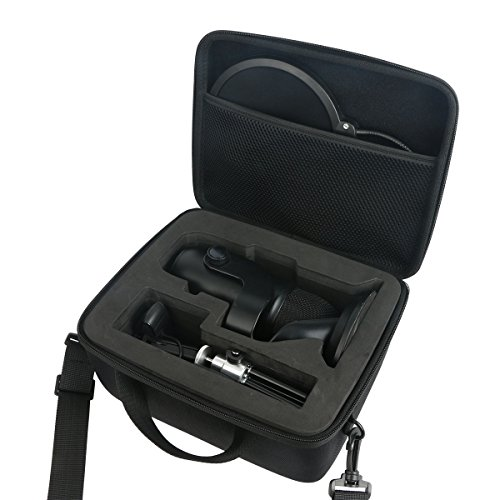 khanka Carrying Bag for Blue Yeti USB Microphone
