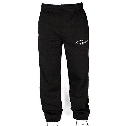 REDRUM Plain Pant Jogging (M, Schwarz)