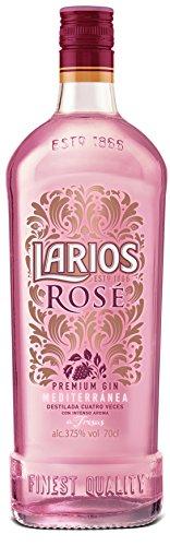 Larios Rosé Ginebra Premium Mediterránea - 700ml