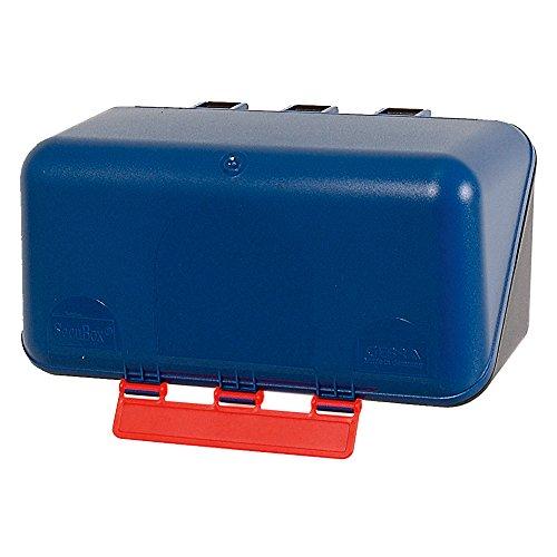SecuBox Mini zur Wandmontage 4GZ-MI blau