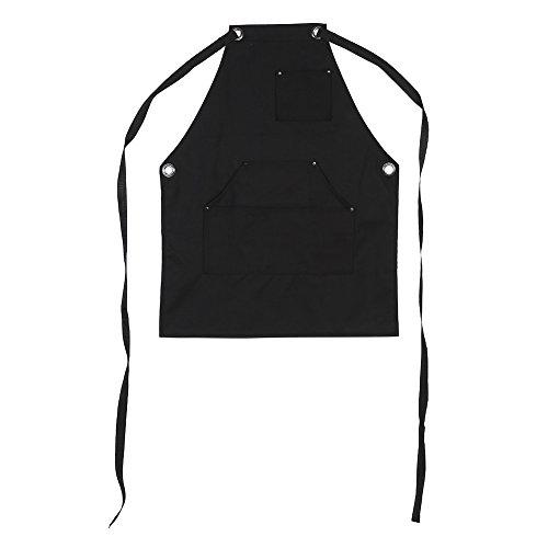 East buy Arbeitsschürze - Küchenarbeit Tischler Maschinisten Arbeitskleidung mit gekreuzten Rückengurten