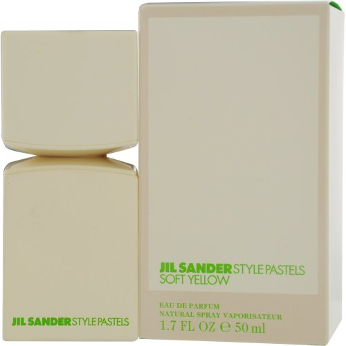 Jil Sander Style Pastels Soft Yellow Eau de Parfum Spray 50ml