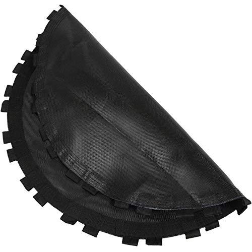MIAOKU Alfombrilla de Recambio para trampolín con Ojales, Tapete De Repuesto para Trampolín Rebote Resistente Rayos UV Accesorios Trampolín Resistentes al Agua