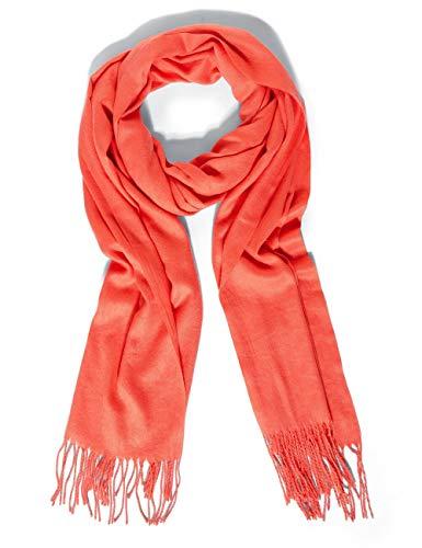 Cecil Damen 571410 Mode-Schal, Papaya orange, A