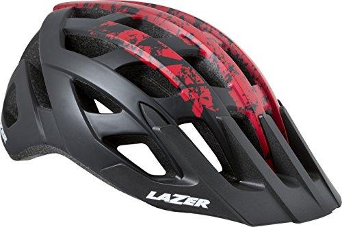Lazer Helm Roller Mat, Red/Black, M